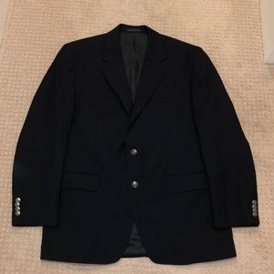 Men's Navy Michael Kors Blazer